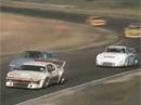 OK-Porschen - Fruktad SM-vinnare i Super Saloon