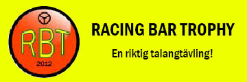 Annons - Racing Bar Trophy