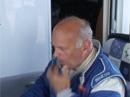 Stig Blomqvist kör Midnattsolsrallyt 2008