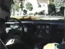 Stig Andervang kör Ford Sierra XR4i