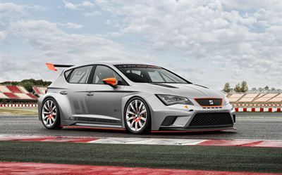 SEAT presenterar Leon Cup Racer f�r privatteam