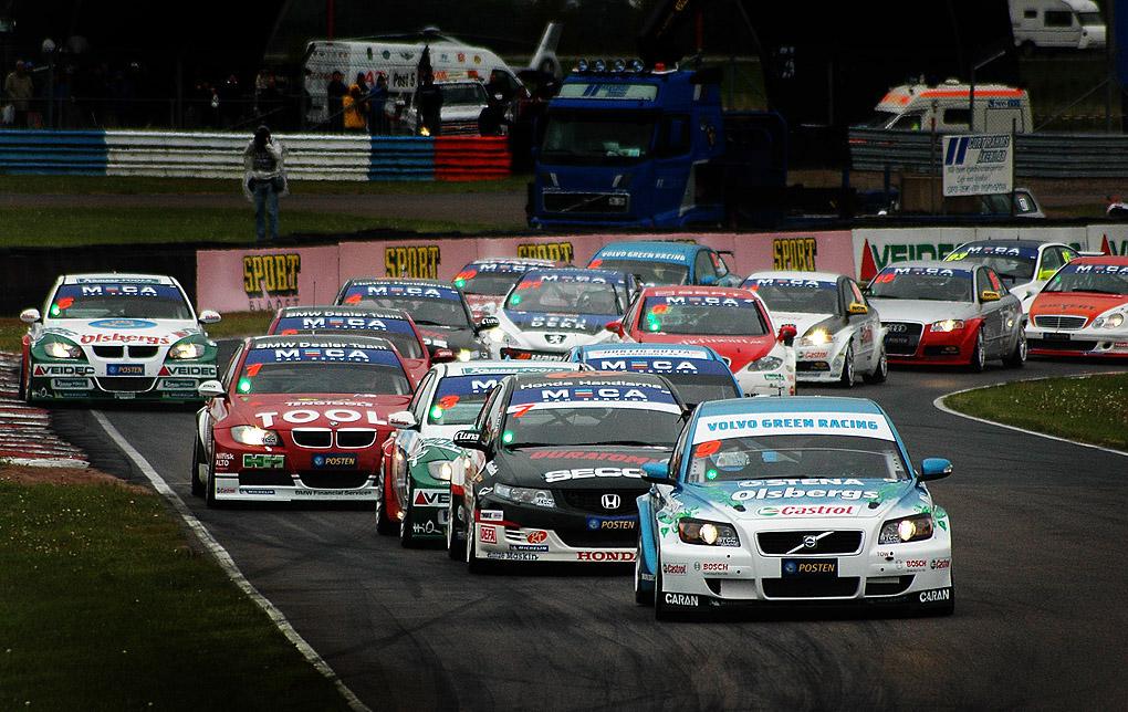 Racingkriget - del 1 om att allt startade n�r STCC var svensk motorsports kungaklass