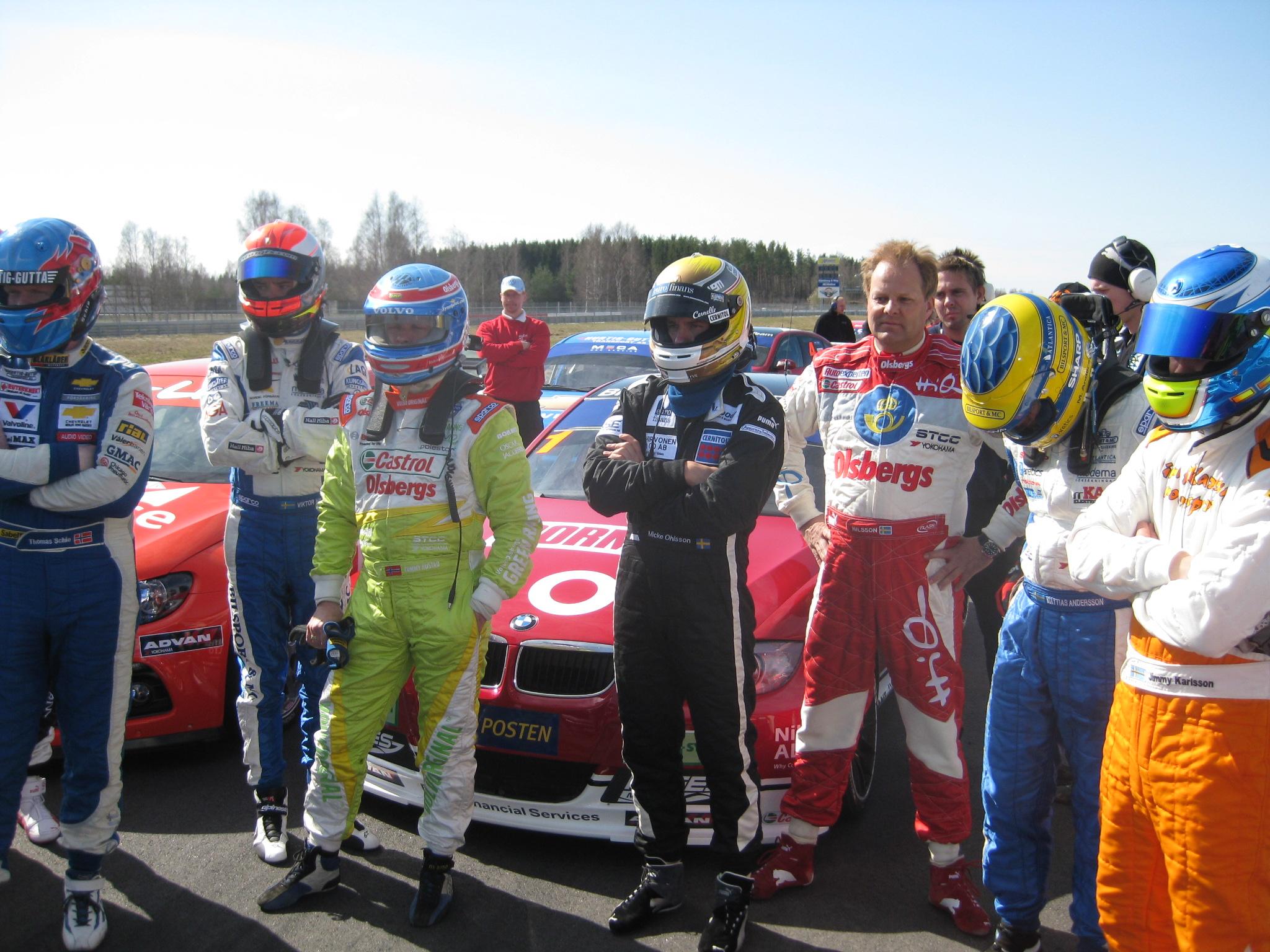 Racingkriget - del 3 om Flash Engineering efter tiden med Volvo