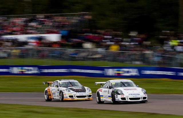 Racingkriget - Del 4 om Porsche Carrera Cup