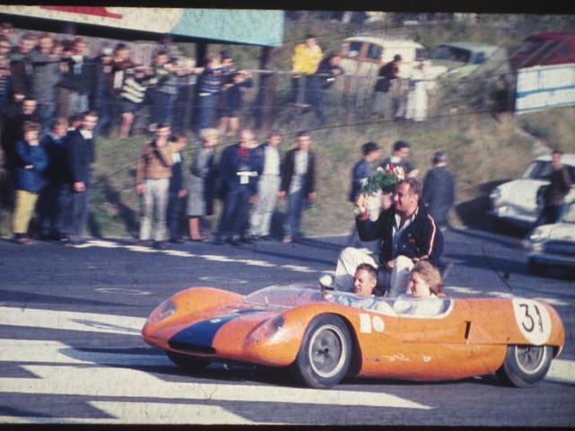 Sportcars byggde framg�ngsrika racersportbilar med namnet Focus