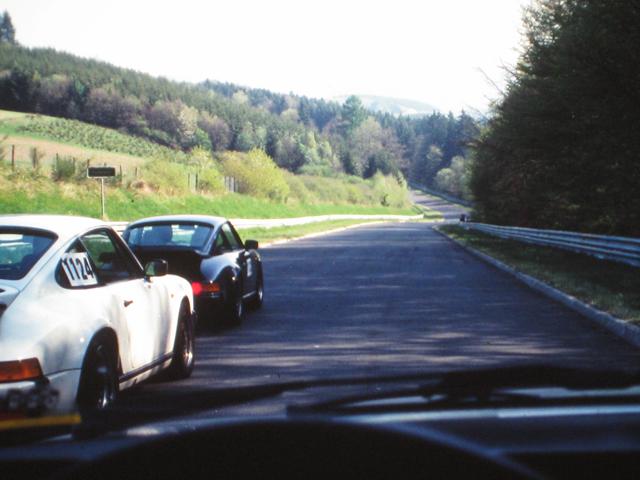 Resan till Nürburgring - en riktig bilhistoria del 2