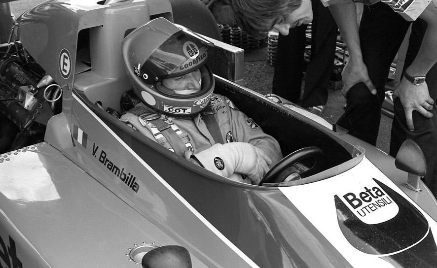 Motorsport handlar om driften...