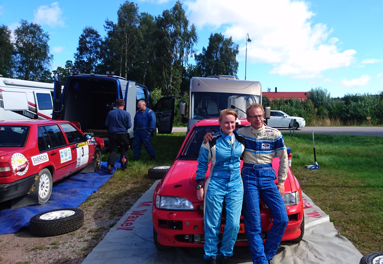 För mig är en rallybil värd 0: - säger Stig Andervang